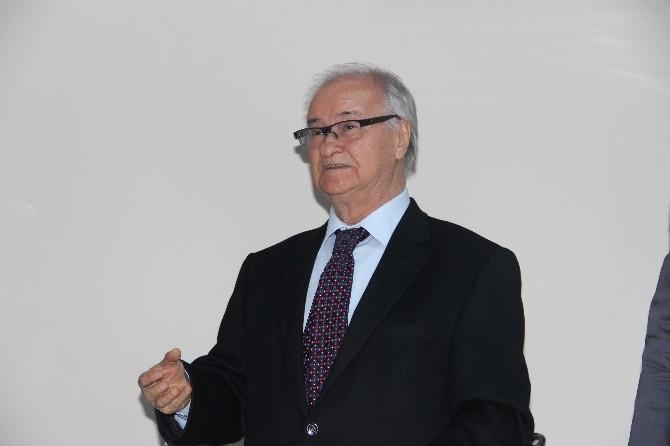 Edirne Valisi Şahin, Stajyer Avukatları Ağırladı