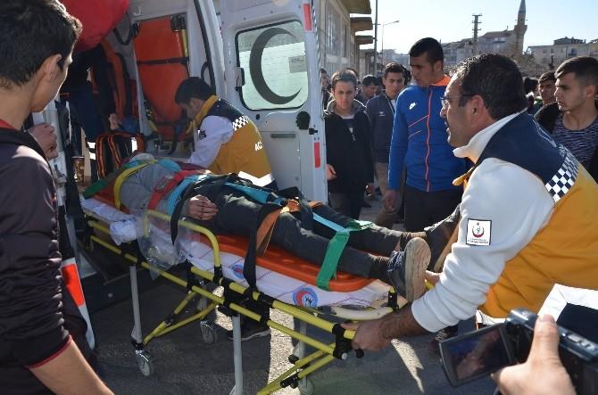 Karaman'da Trafik Kazaları: 3 Yaralı