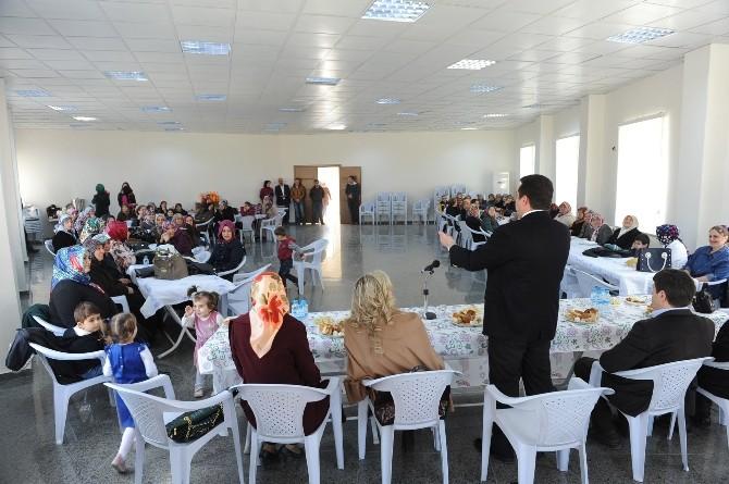 Yenidoğan Mahallesi Hanımlarından Başkan Bakıcı'ya Teşekkür Daveti