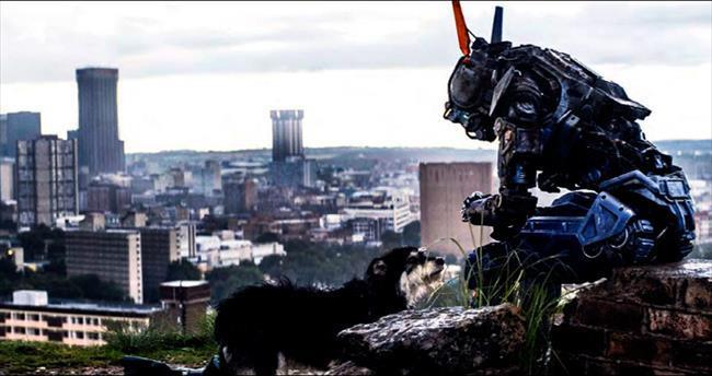 Robotlar da sever!