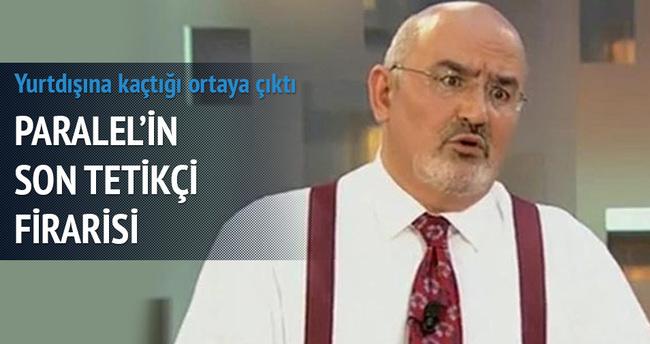 Paralel'in son tetikçi firarisi: Önder Aytaç