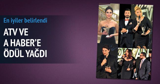 Yılın en iyileri ATV ve A Haber seçildi