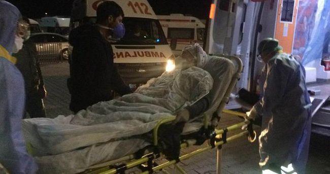 Van'da MERS virüsü şüphesi