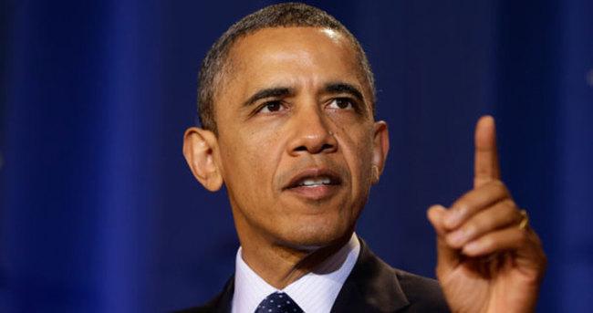 Obama'dan büyük itiraf