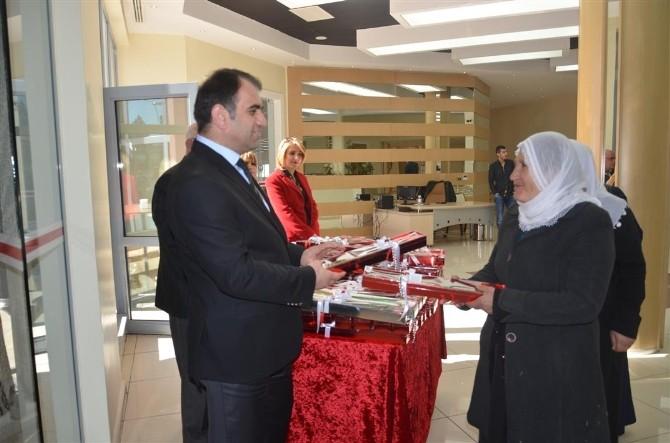 Adem'deki Kursiyerler 8 Mart Etkinliğinde Buluştu