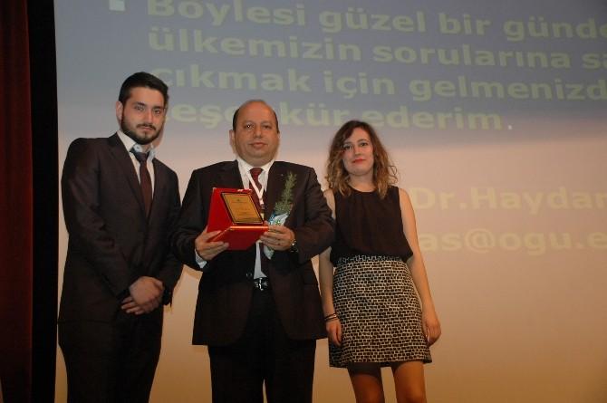 Osmangazi Üniversitesi'nde Enerji Tartışıldı