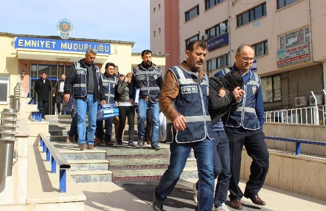 Çorum'daki Fuhuş Operasyonuna 7 Tutuklama