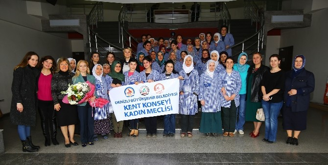 Tekstil İşçilerine Mutlu Aile Semineri