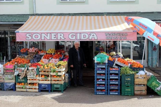 Market Soyan Hırsızlar Kayıplara Karıştı
