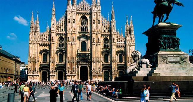 Stil sahibi şehir Milano
