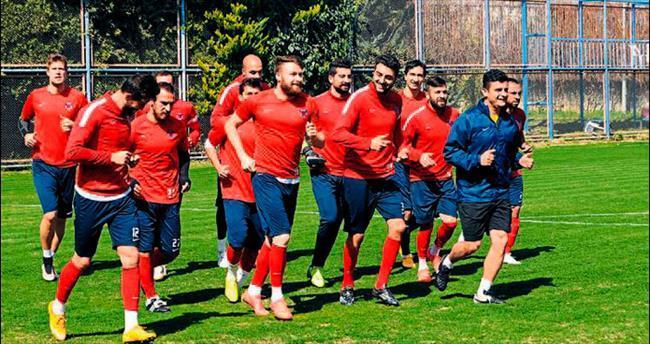 Mersin'in Trabzon mesaisi sürüyor