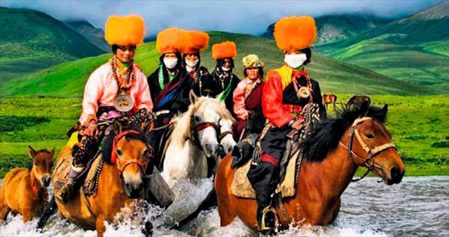 Tibetli budistler Uludağ Üniversitesi'nde