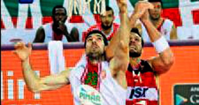 KSK Beşiktaş'ı ağırlıyor
