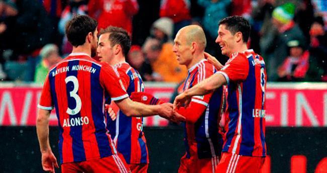 Bayern'e hakem kıyağı