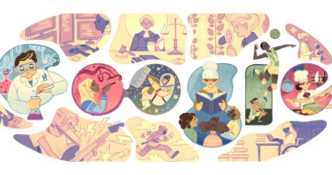 8 Mart' 'Dünya Kadınlar Günü' nedir? 8 Mart 'Dünya Kadınlar Günü' doodle oldu