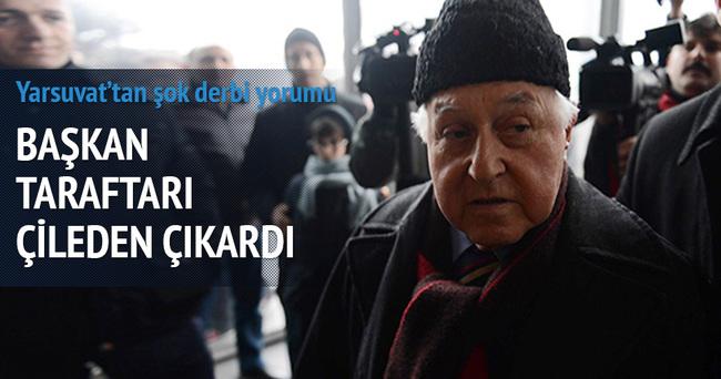 Duygun Yarsuvat'ın açıklamaları Galatasaray taraftarını çıldırttı!