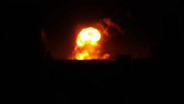 Telabyad'da IŞİD'in akaryakıt tesisi havadan vuruldu