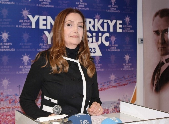 AK Partili Altunay'dan Kadınlar Günü Mesajı
