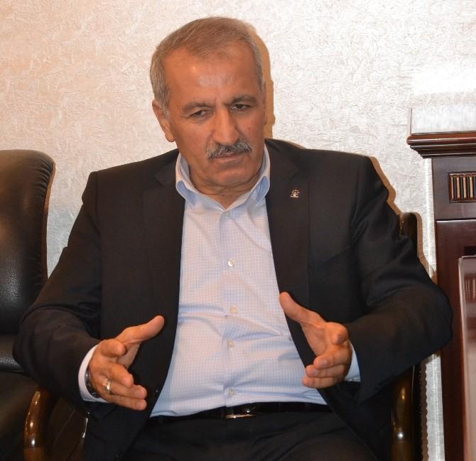 AK Parti Milletvekili Şahin'den Kadınlar Günü Açıklaması