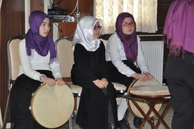 Akyazı'da Kuran-ı Kerim Okuma Yarışması Düzenlendi