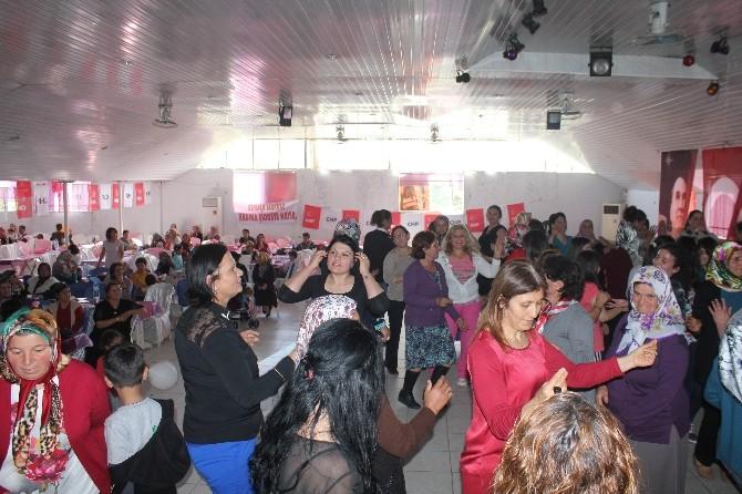 Baykal, Gazipaşa'da Dünya Kadınlar Günü Etkinliğine Katıldı