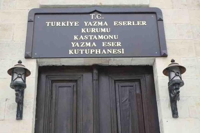 Kastamonu'da Osmanlıca Kursları Devam Ediyor