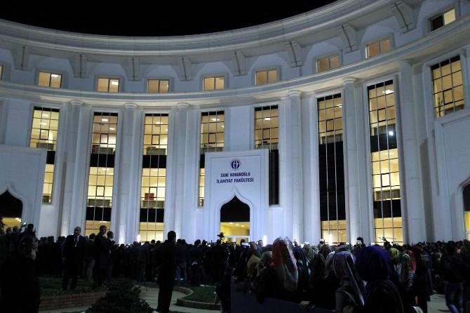 ''Sani Konukoğlu İlahiyat Fakültesi'' Açıldı