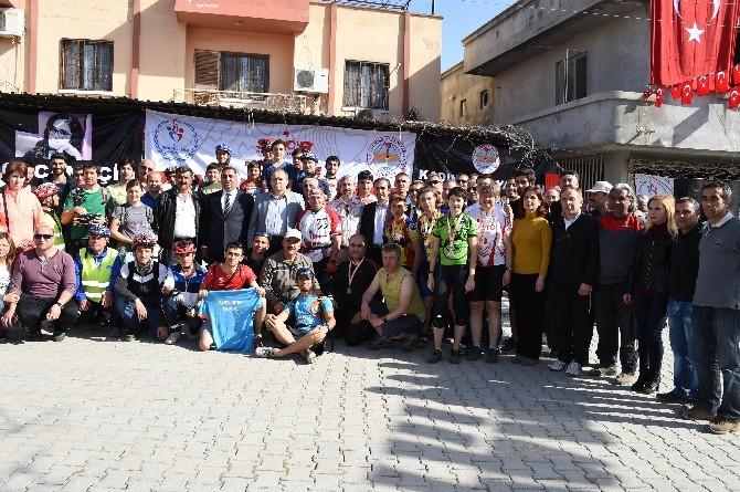 Bisikletli Oryantiring 1. Kademe Müsabakaları Sona Erdi