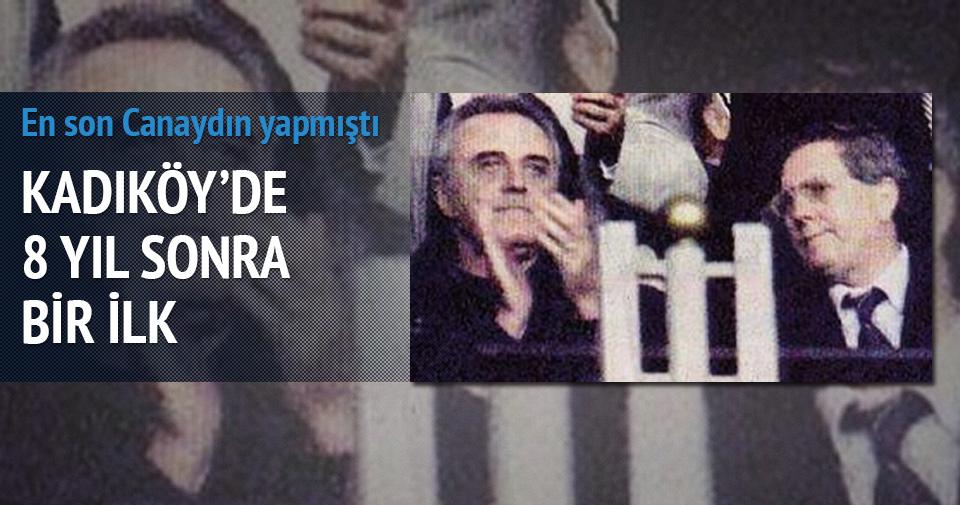 Galatasaray Başkanı Yarsuvat Saracoğlu'nda