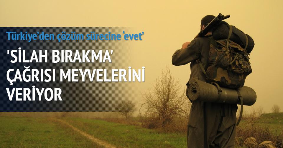 TÜRKİYE ÇÖZÜME 'EVET' DİYOR