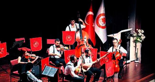 Dalkıran'dan müzik ziyafeti