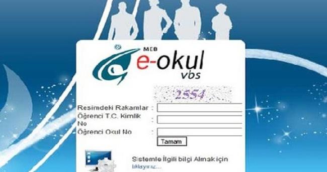 E-Okul veli bilgilendirme yönetim sistemi ile not ve devamsızlık bilgilerini öğrenin