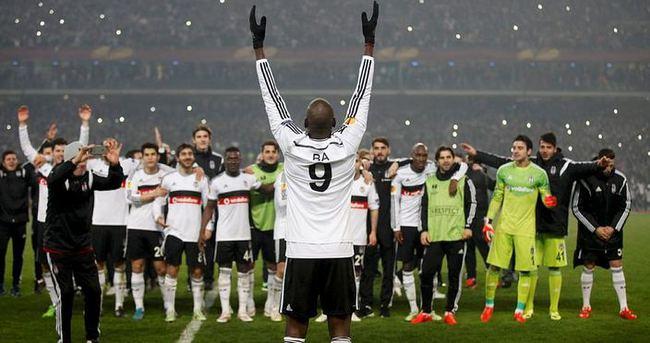 Beşiktaş-Club Brugge maçı için 45 bin bilet satıldı