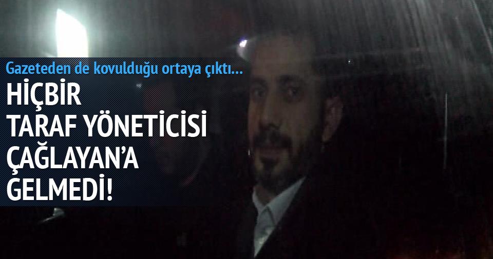 Mehmet Baransu Taraf'tan kovuldu