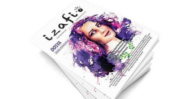 İzafi Dergisi, Sema Kaygusuz dosyasıyla raflarda