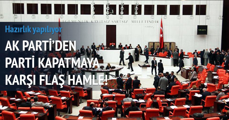 AK Parti'den parti kapatmaya flaş hamle!