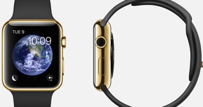 Apple'dan 10 bin dolarlık akıllı saat