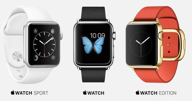Apple Watch modelleri, fiyatları ve özellikleri (Anahtar değil, akıllı saat)