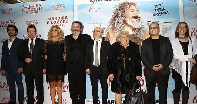 Mandira Filozofu Istanbul Filminin Galasi Yapildi Izle Kultur