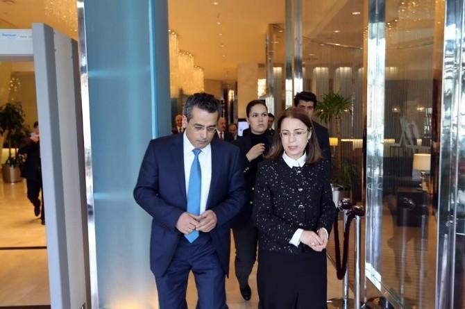 Gazi Alataş Davutoğlu'nun Konuk Olduğu Sempozyuma Katıldı