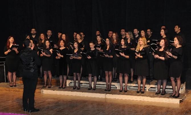 Çokfonik'ten Kadınlar Günü Konseri
