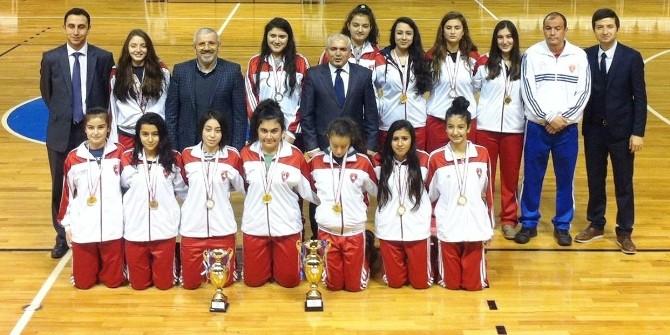 Denizli Bbsk'nın Basket Yıldızları Antalya'da