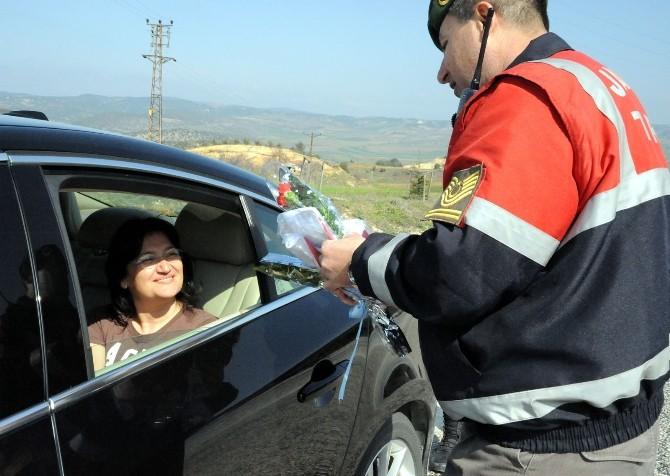 Jandarma Da Kadınlarımızı Unutmadı