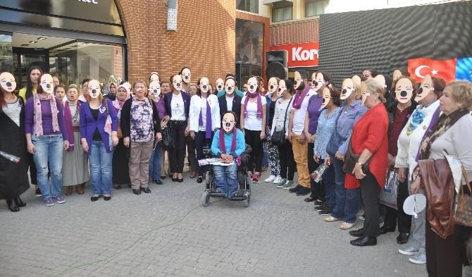Forum Mersin'de Herkes Sustu, Kadınlar Konuştu