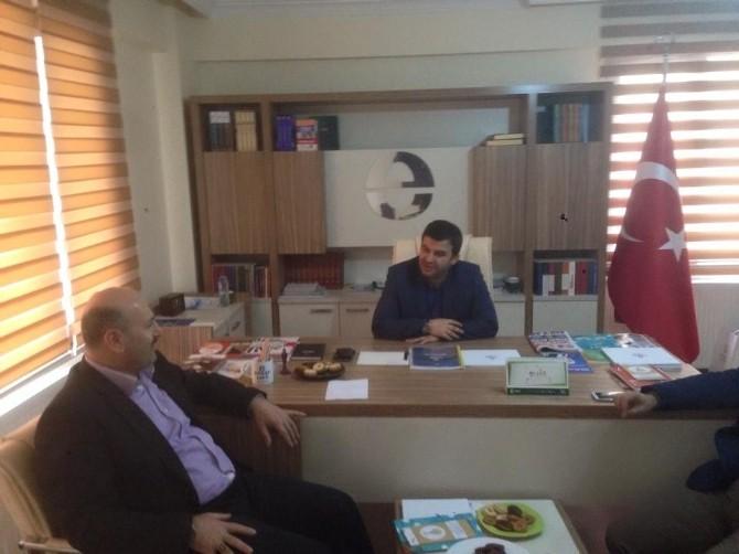 Türkyılmaz Ensar Vakfını Ziyaret Etti