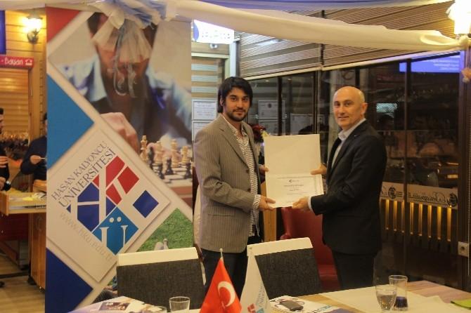 Başarıların Ödüllendirildiği Adres; Hasan Kalyoncu Üniversitesi