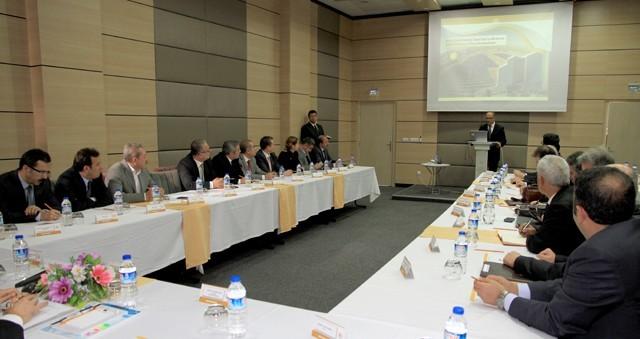 Kamu, Üniversite Ve Sanayi İşbirliği Toplantısını