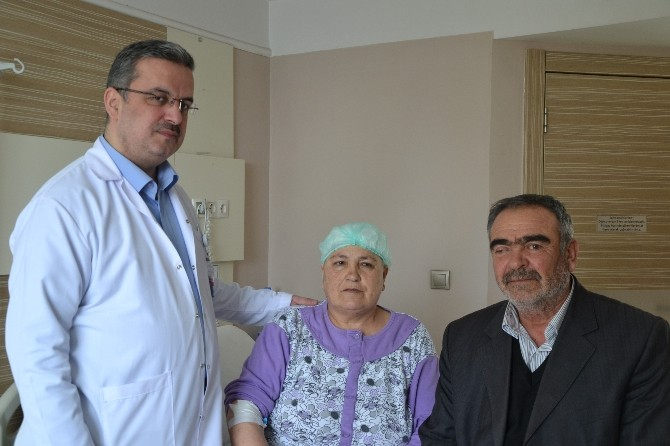 Özel Dünyam Hastanes'inden Başarılı Beyin Tümörü Ameliyatı
