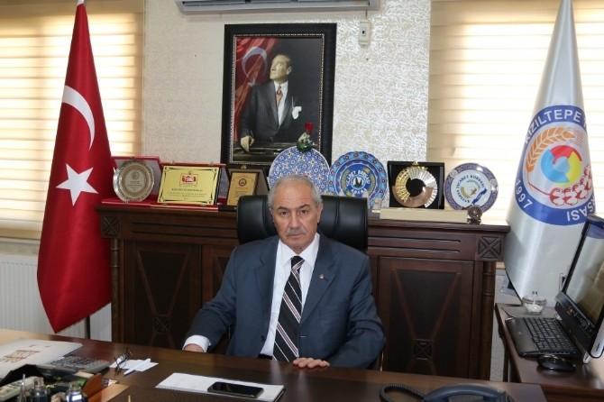 Kızıltepe Ticaret Borsası Başkanı Şahin'den Başbakan Davutoğlu'na Rapor