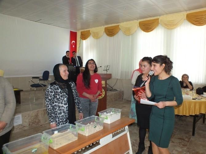 Ulukışla'da 8 Mart Dünya Kadınlar Günü Coşkuyla Kutlandı
